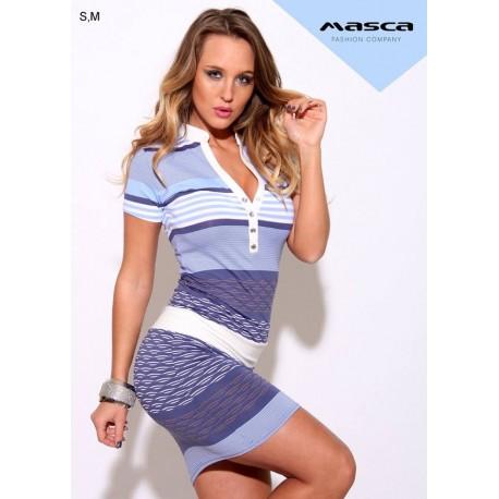b6f718c7d611 Športovo-elegantné šaty Masca Fashion - Law Care